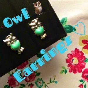 Jewelry - Cute Owl 🦉 Earrings